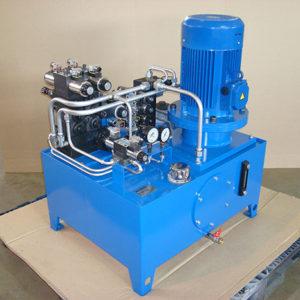 Гидростанции типа С