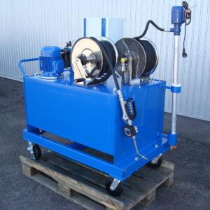 Гидростанции и насосные установки спецназначения