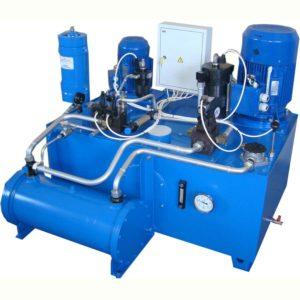 Гидростанции для цепесварочных автоматов