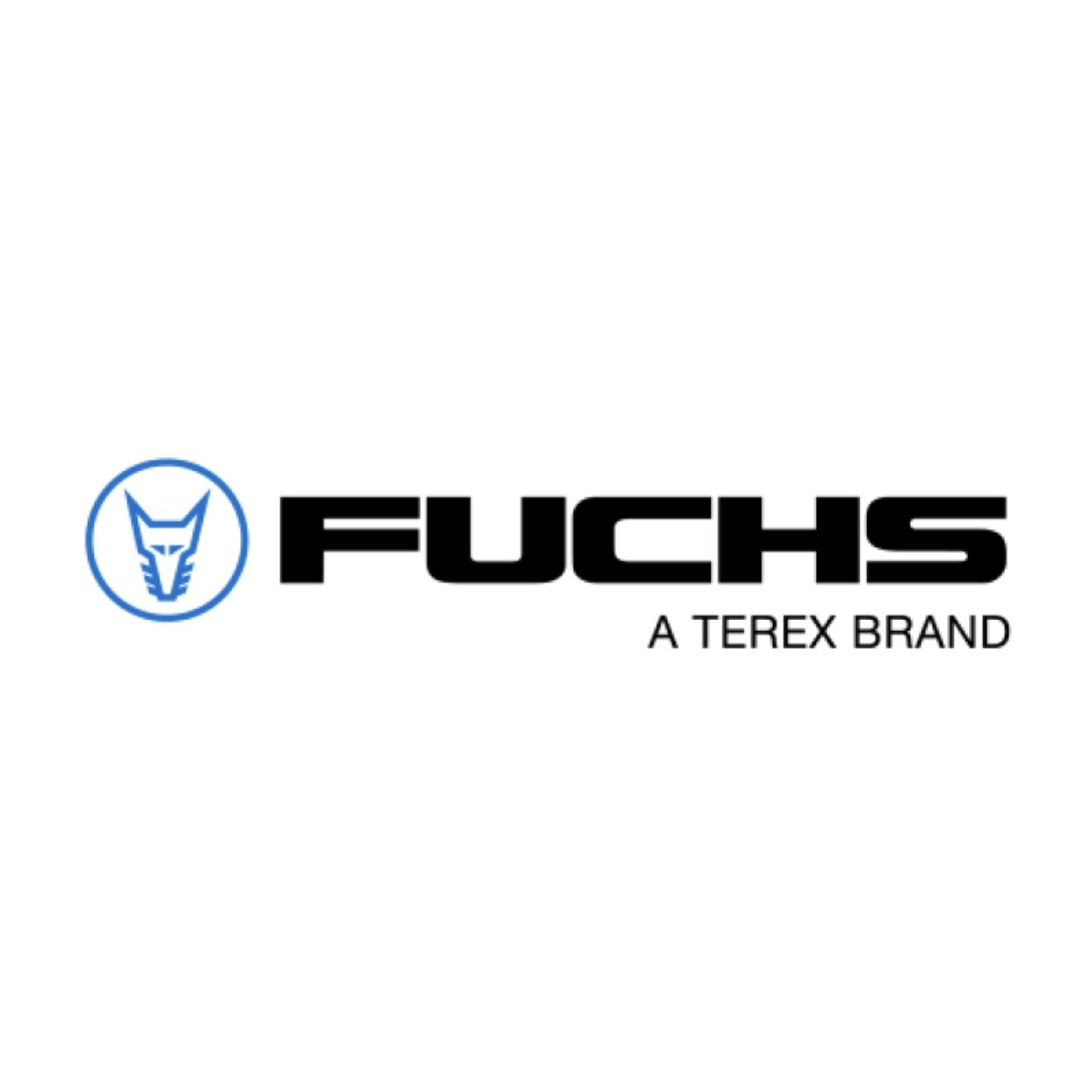 Гидроцилиндр подъема кабины Fuchs